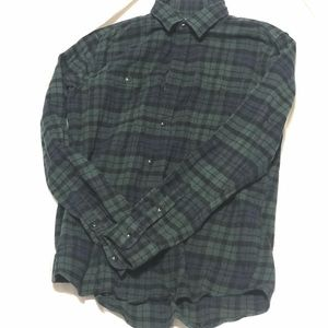 Gap standard fit flannel